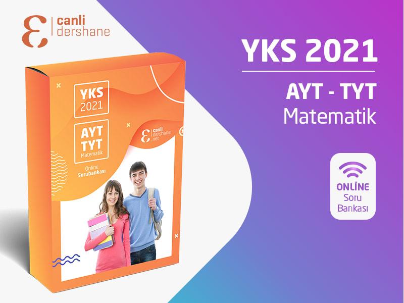 YKS 2021 - AYT-TYT Matematik ve Geometri Online Sorubankası