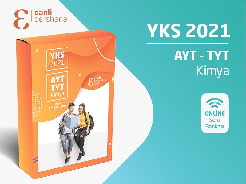 YKS 2021 - AYT-TYT Kimya Online Sorubankası