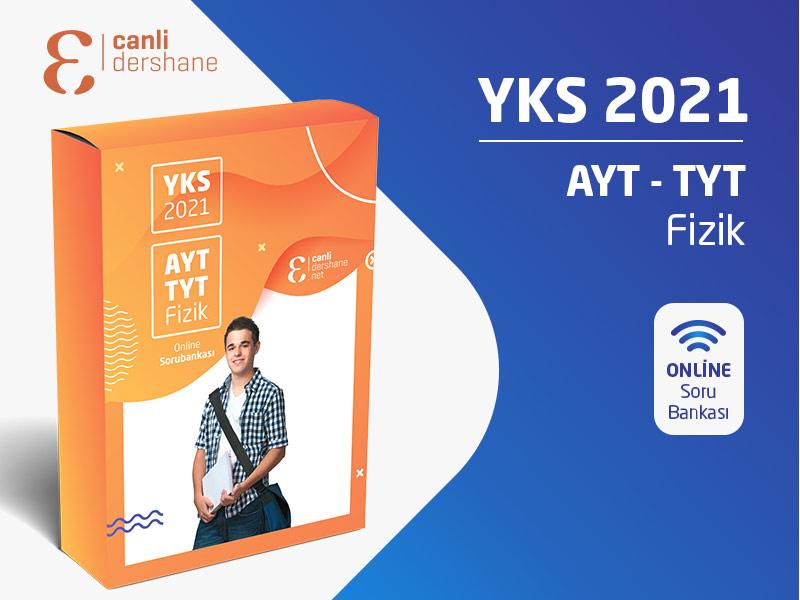 YKS 2021 - AYT-TYT Fizik Online Sorubankası