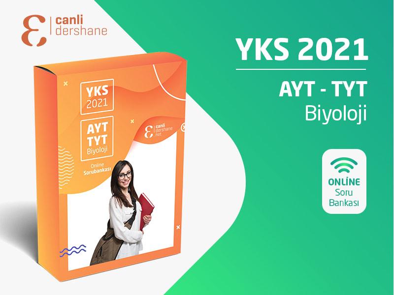YKS 2021 - AYT-TYT Biyoloji Online Sorubankası