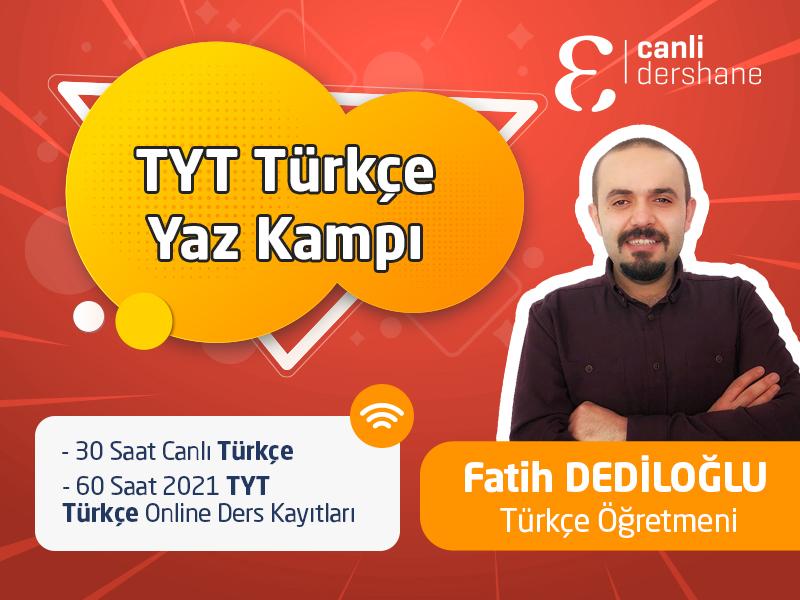 Türkçe Yaz Kampı