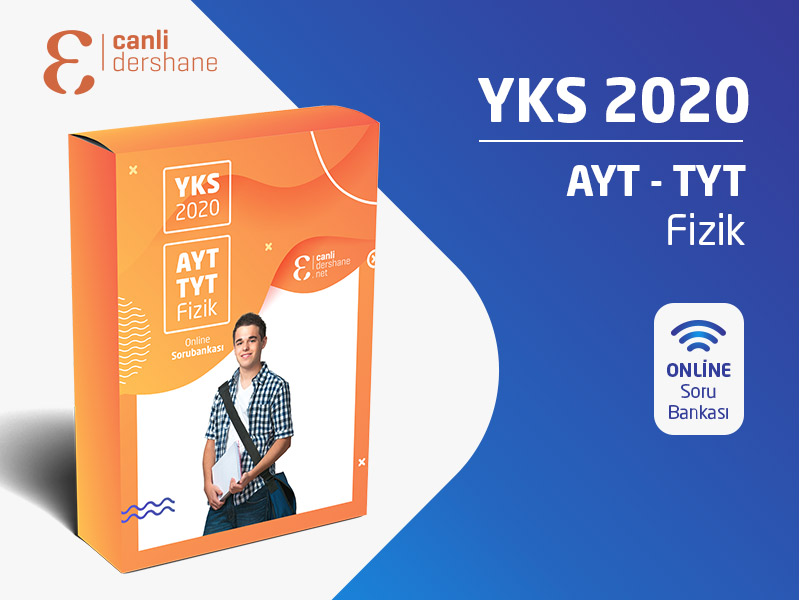 YKS 2020 - AYT-TYT Fizik Online Sorubankası