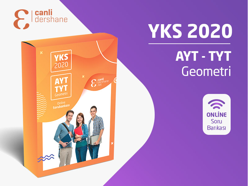 YKS 2020 - AYT-TYT Geometri Online Sorubankası
