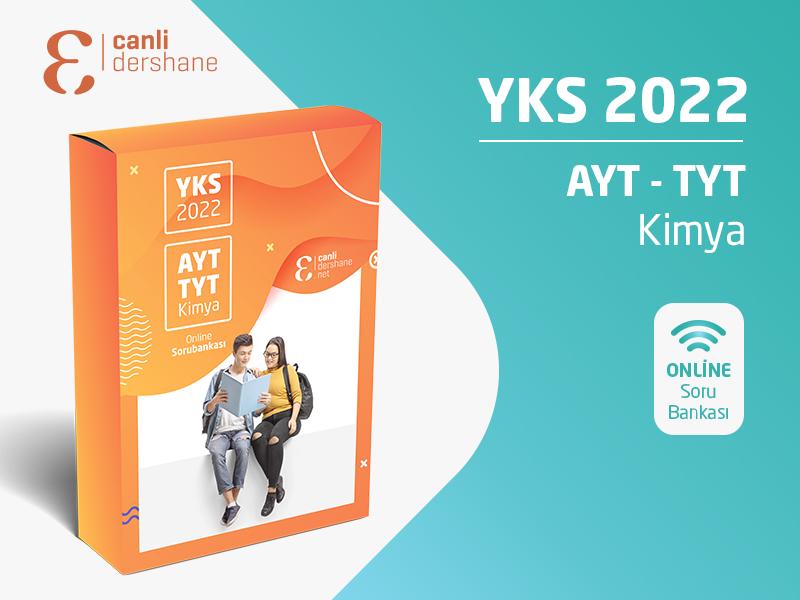 YKS 2022 - AYT-TYT Kimya Online Sorubankası