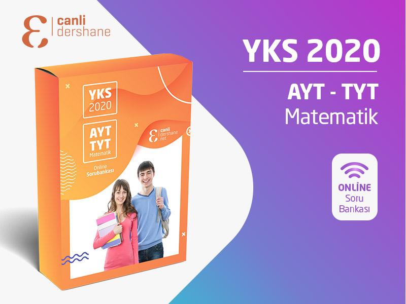 YKS 2020 - AYT-TYT Matematik Online Sorubankası
