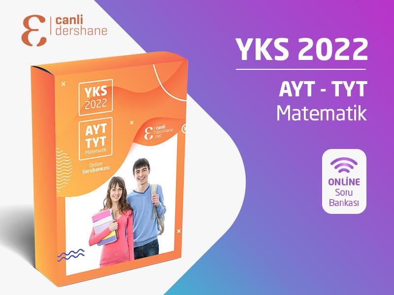 YKS 2022 - AYT-TYT Matematik ve Geometri Online Sorubankası