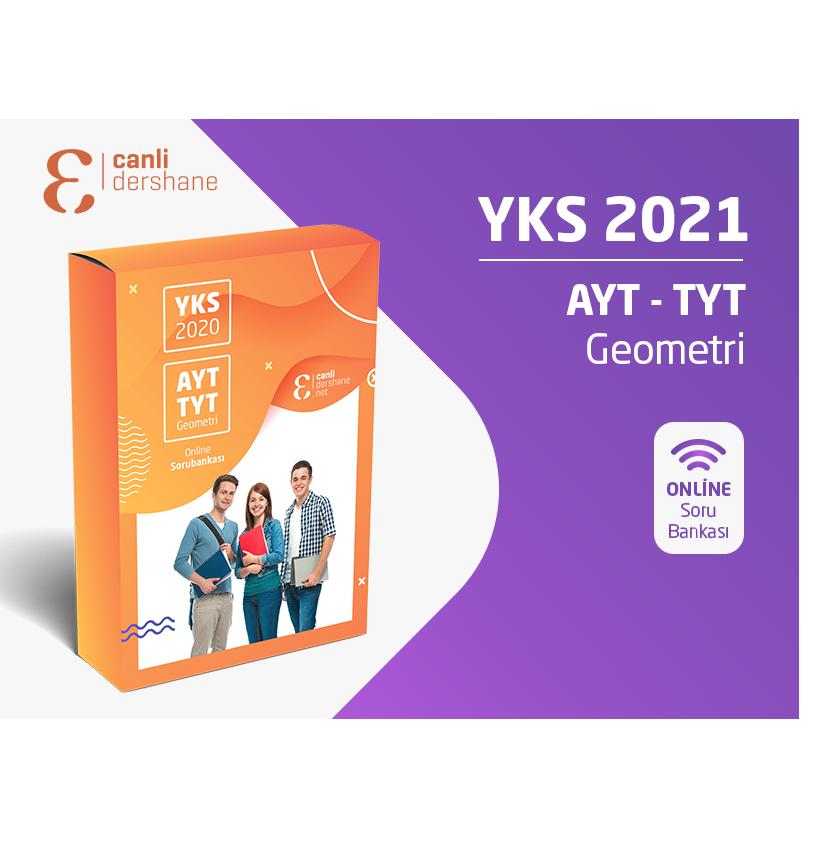 YKS 2021 - AYT-TYT Geometri Online Sorubankası